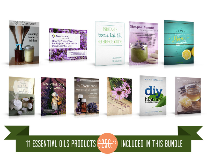 IndividualBookshelf-EssentialOils