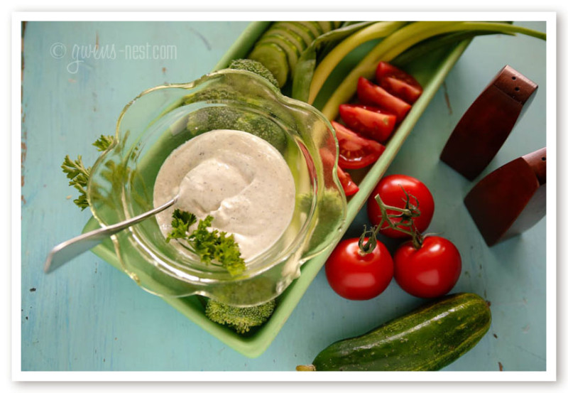 Awesome Ranch Dressing Recipe