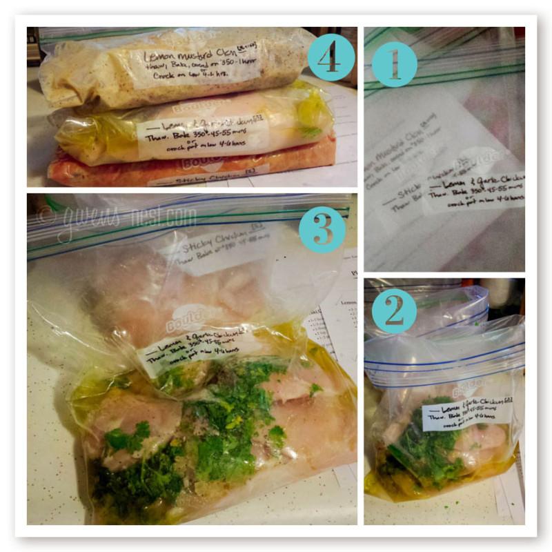 chicken dump recipes