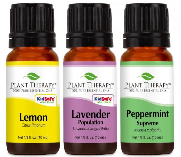 essential oils plant therapy