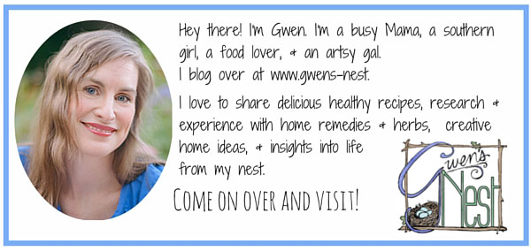 Blog Bio Gwens-Nest1