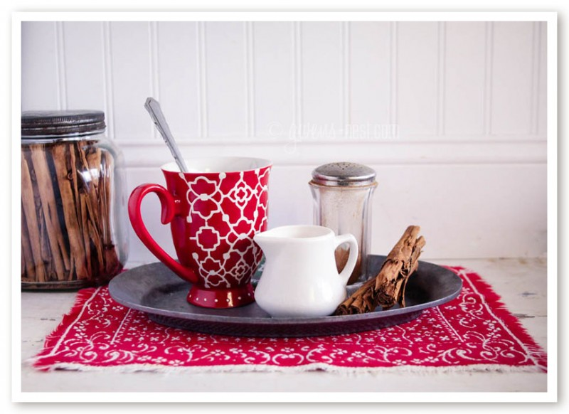 Cinnamon Red Hots Tea Recipe