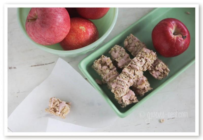 candy apple granola bars (11 of 11)