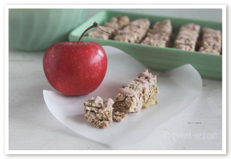 candy apple granola bars (5 of 11)