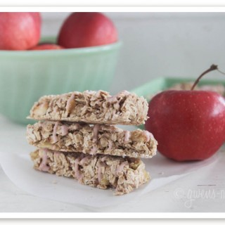 candy apple granola bars  (8 of 11)