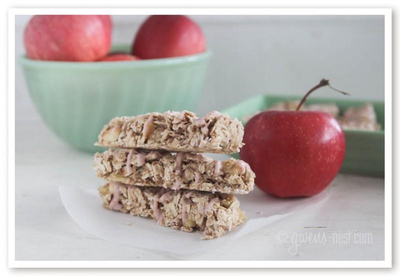 candy apple granola bars (8 of 11)