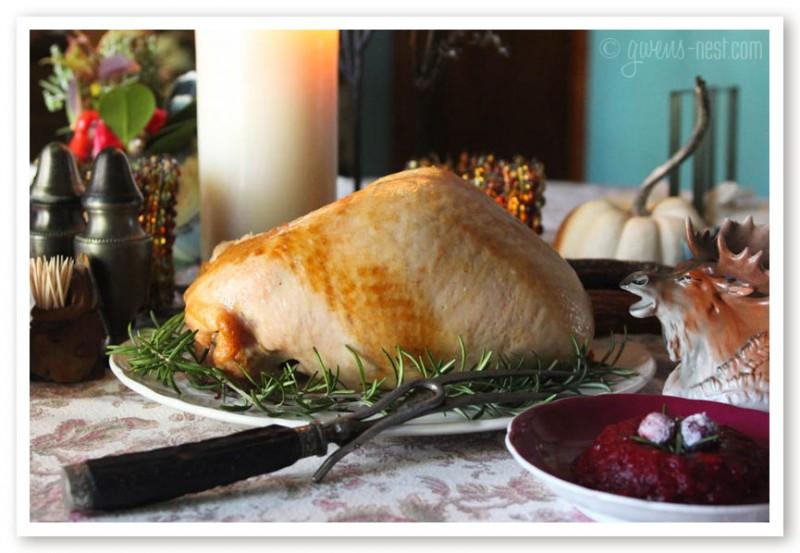 Perfect Roast Turkey Breast Recipe