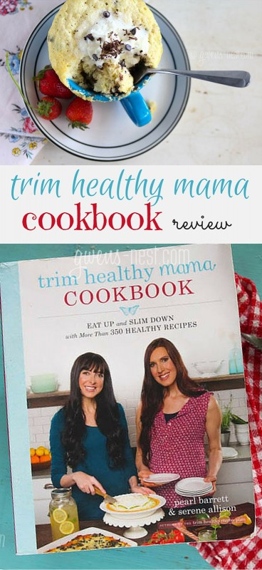 Peek inside the Trim Healthy Mama cookbook- what's new, and is it good? I'll tell you and show you!