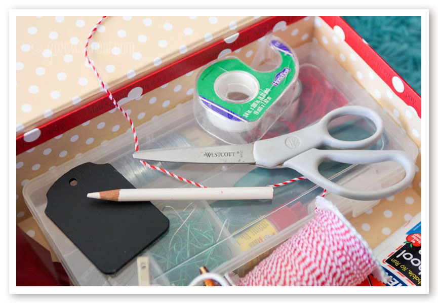 christmas organizing tips (12 of 12)
