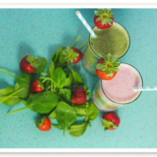 My favorite FRESH start smoothie recipe- sugar free, packed with protein, and SUPER yum!!!