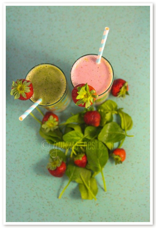 strawberry smoothie recipe (3 of 9)