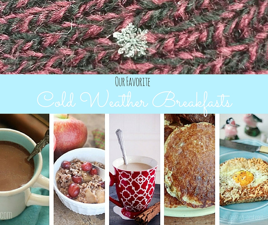 Our FAVORITE cold weather recipes- breakfast done right, sugar free, THM friendly, and GF