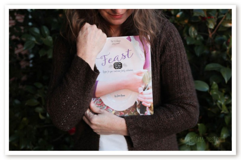 the Feast cookbook is all about enjoying healthy traditional dishes that are GF/Sugar free/carb smart and THM friendly!