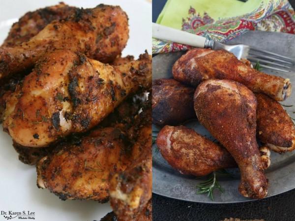 bbq-chicken-drumstick-recipe-comparison