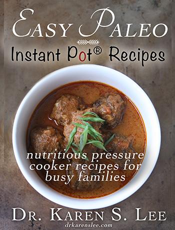 easy paleo instant pot recipes
