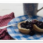 These scrumptious blueberry cheesecake muffins are sugar free, and perfect for breakfast, a snack, or for dessert.