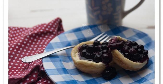 Blueberry Cheesecake Muffins- Sugar Free!