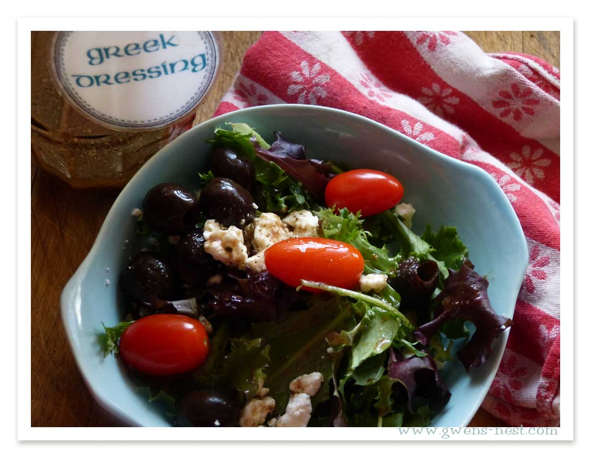 best greek dressing recipe
