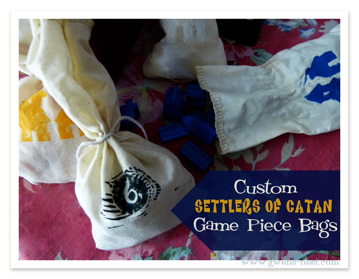 custom settlers of catan bags