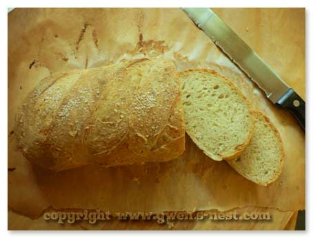 Easy E Bread Recipe